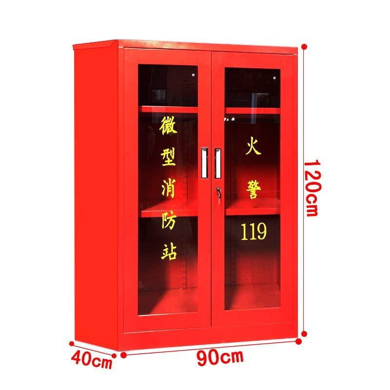 Tủ thiết bị chữa cháy Mini cho trạm cứu hỏa .