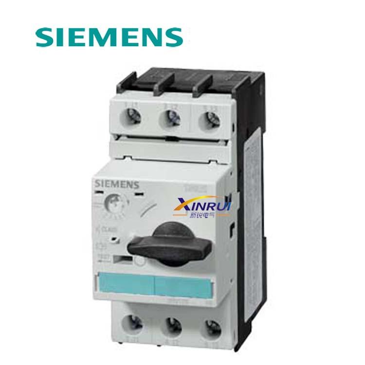Circuit breaker 0.35-0.5A bảo vệ động cơ 10A đơn vị chuyến đi SIEMENS Siemens 3RV1021-0FA10