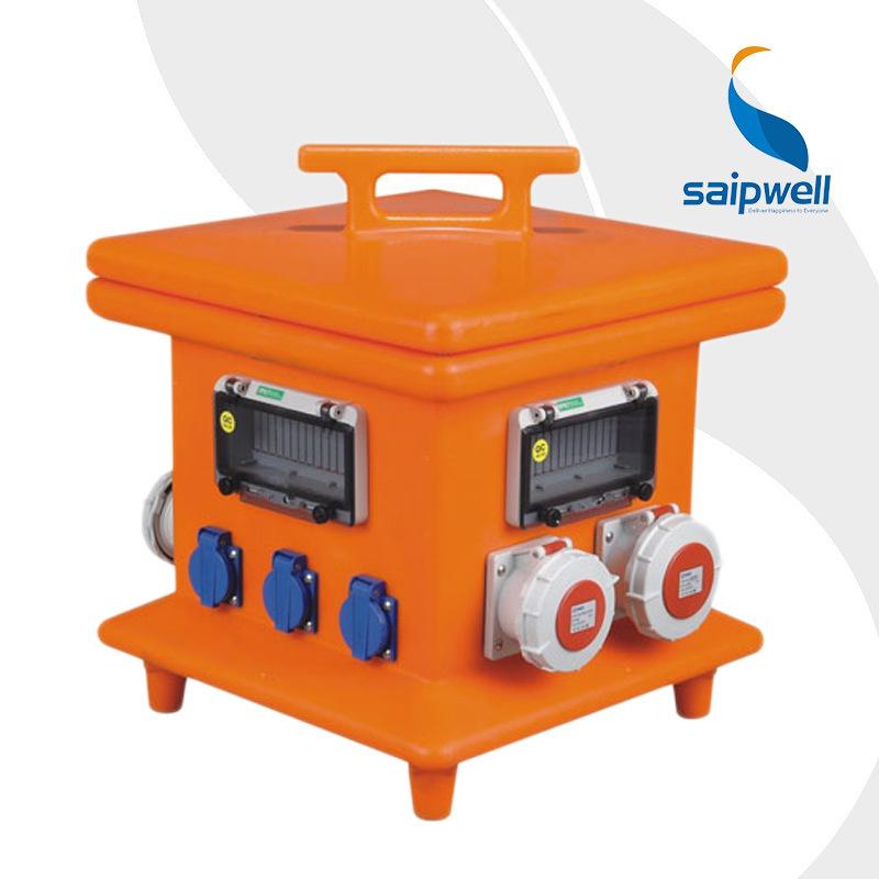 Phi tiêu chuẩn tùy chỉnh điện công nghiệp hộp điều khiển SPSY-0102 đa chức năng không thấm nước hộp