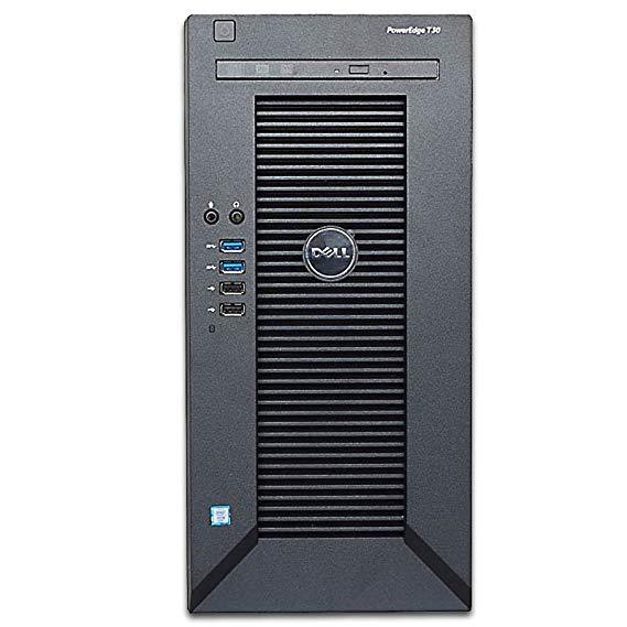 Máy chủ lưu trữ Dell (DELL) PowerEdge T30 Micro-tower chassis bảo hành toàn quốc Tùy chọn cấu hình k