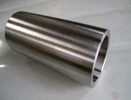 Sâu lỗ khoan titanium hợp kim ống TC4 GR5 độ cứng cao cường độ cao máy cộng với mịn