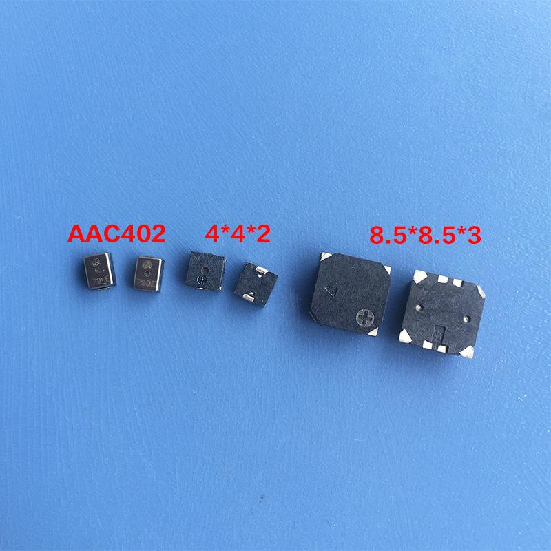 Nhà máy trực tiếp electro-acoustic thiết bị 4 * 4 * 2 mét micro vá buzzer MLT-4020 nhỏ vá buzzer