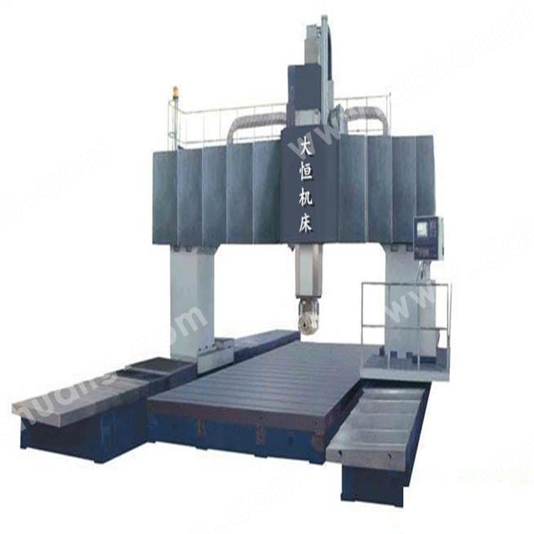 Hà Bắc Botou Daheng di chuyển cột loại quy mô lớn CNC giàn năm mặt nhàm chán và phay trung tâm gia c