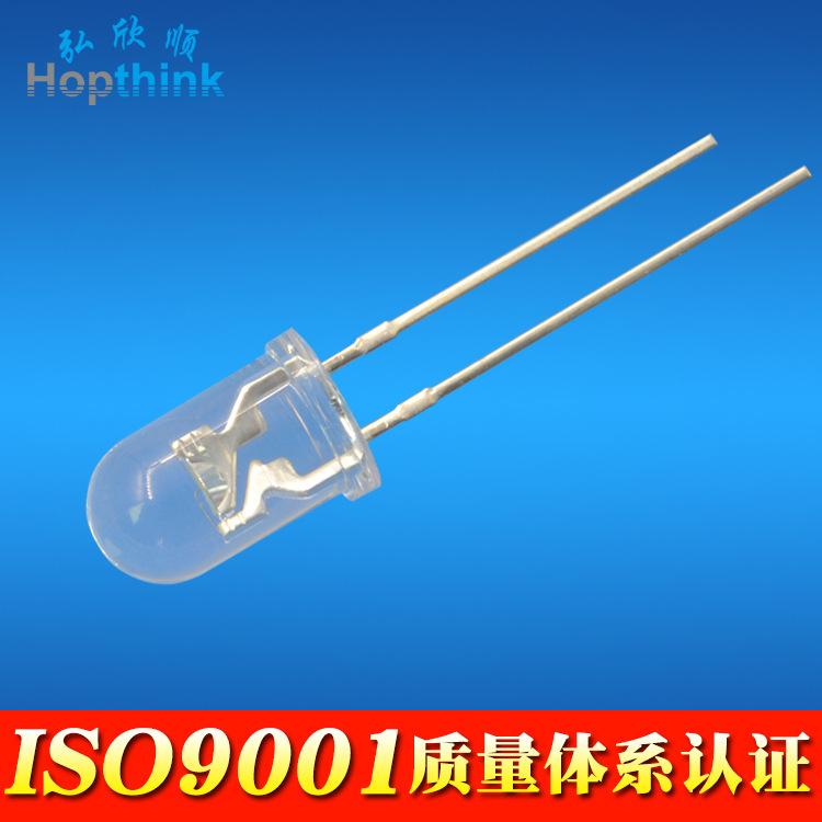 Thâm quyến các nhà sản xuất linh kiện điện tử thiết bị quang điện ống phát xạ hồng ngoại 940nm ống p