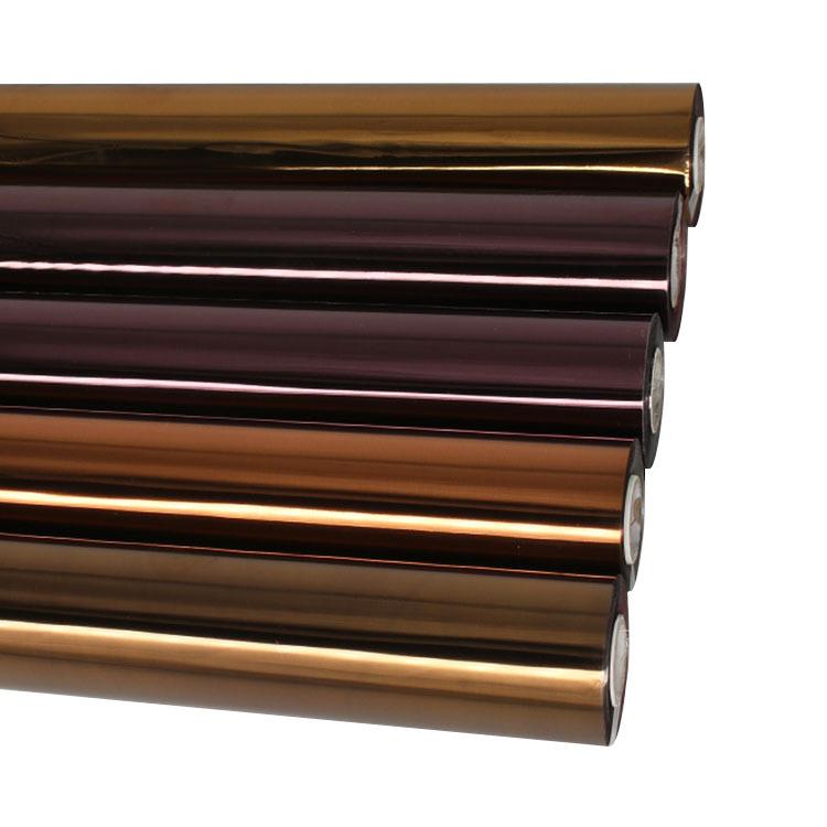Xingyu nhà sản xuất sản xuất và bán opp phim nhựa loại nhựa cà phê dập nóng giấy anodized nhôm
