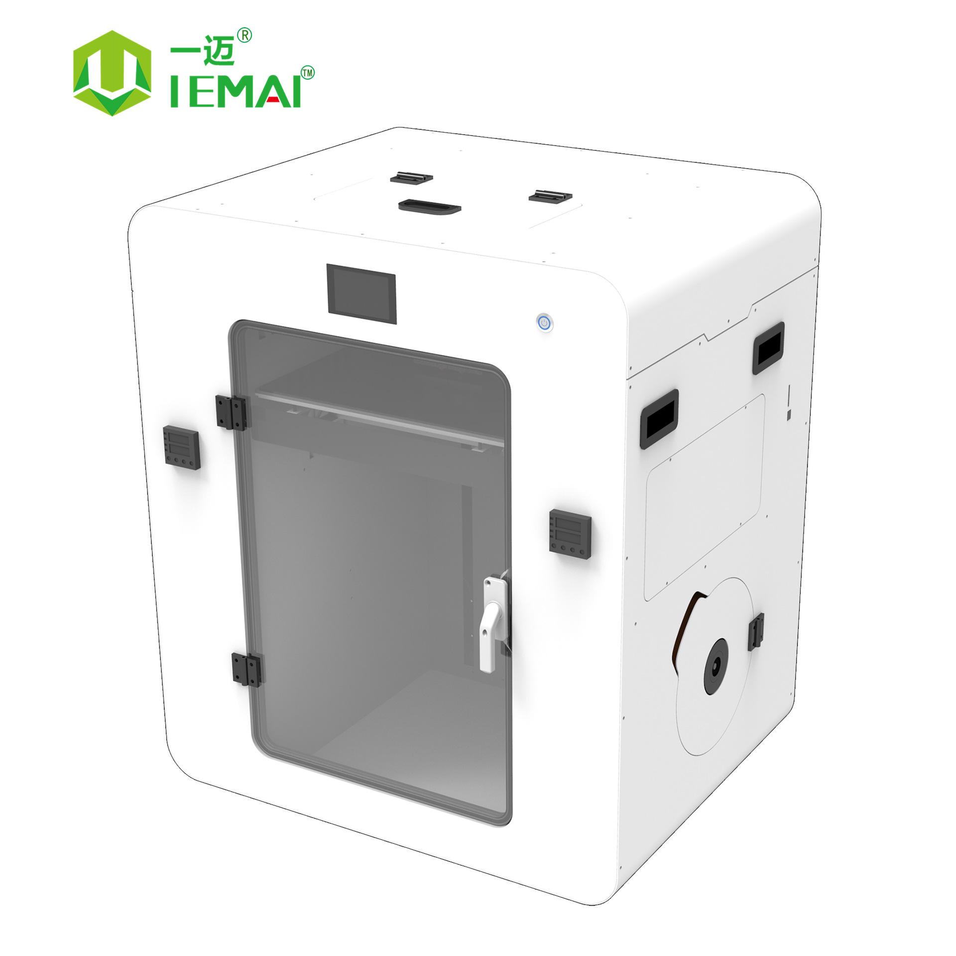 Một MAGIC-HL-L 450 độ nhiệt độ cao nhiệt độ không đổi đôi đầu máy in 3D PEEK PEI 3D vật liệu in ấn