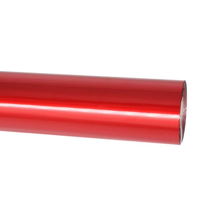 Các nhà sản xuất Xingyu sản xuất giấy kraft đặc biệt giấy ánh sáng phim mờ với nhựa câm đỏ nóng vàng