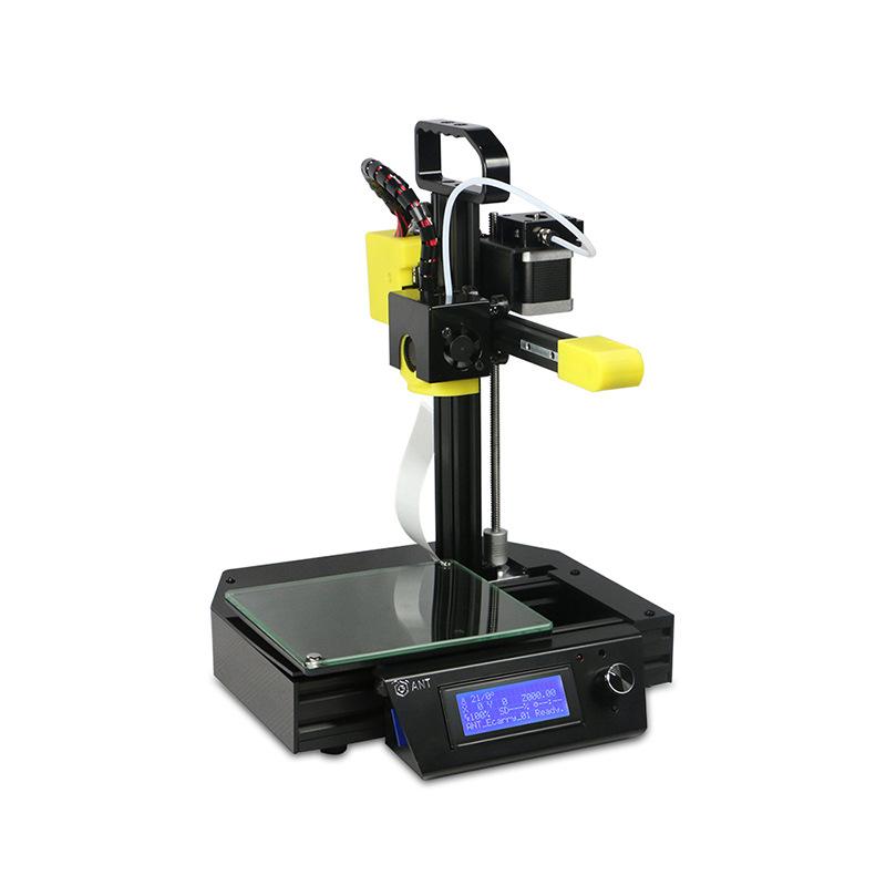 ANT ant 3D máy in máy tính để bàn cấp Maker giáo dục DIY nhà ba D ngành công nghiệp máy in nhập cảnh