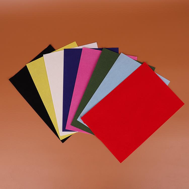 Thân thiện với môi trường màu đổ xô vải giấy chế biến cung cấp trẻ em của nhãn hiệu sản xuất TỰ LÀM