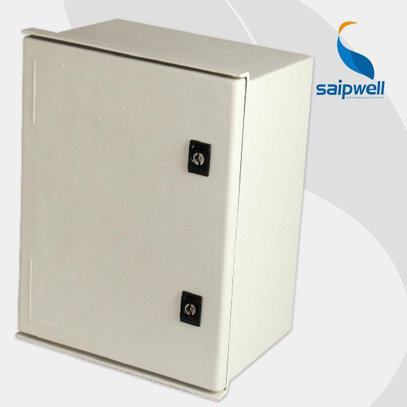 Hộp điều khiển ngoài trời SMC sợi thủy tinh hộp 600 * 400 * 230 Điện không thấm nước hộp điều khiển