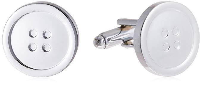Phổ biến Cuffs Cufflinks Cuff Nhẫn Buttons Cao Cấp Thương Hiệu của Nam Giới Phụ Kiện Áo Sơ Mi Hầu Hế