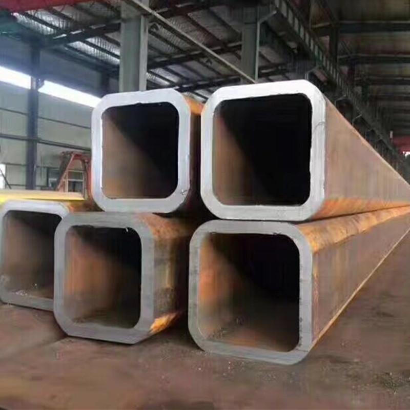 Các nhà sản xuất sản xuất tất cả các loại ống vuông thép, ống vuông màu đen, hình vuông ống, mạ kẽm
