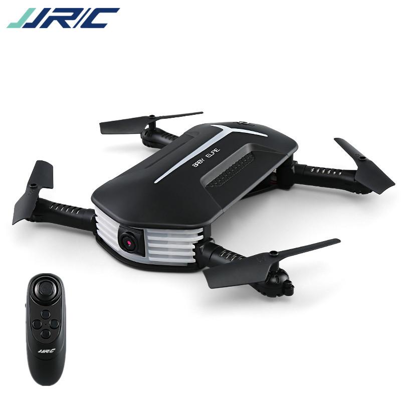 JJRIC điều khiển từ xa máy bay UAV Cảm Ứng điều khiển từ xa trên không bốn trục máy bay gấp áp suất