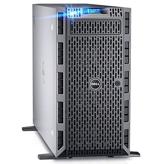 Máy chủ lưu trữ máy chủ tháp kép của Dell (DELL) T630 Xeon