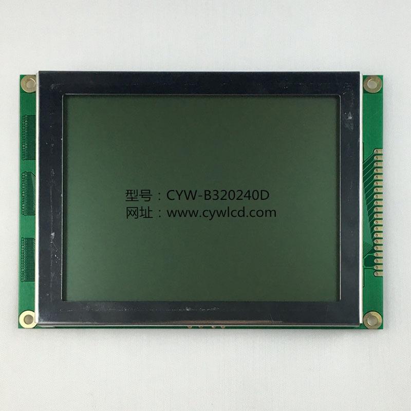 Thâm quyến 5.1 inch lcd320240 tinh thể lỏng hiển thị module nhà sản xuất 320240 đơn sắc đồ họa dot m