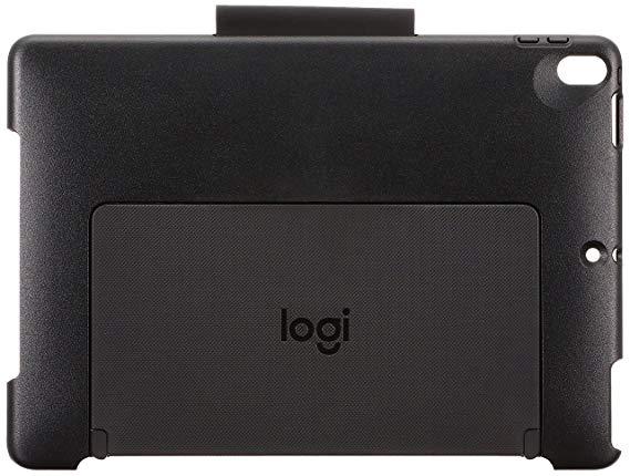 Logitech iPad Pro 10,5 inch với bàn phím mỏng Backlight màu đen iK1092BKA với Công nghệ kết nối thôn