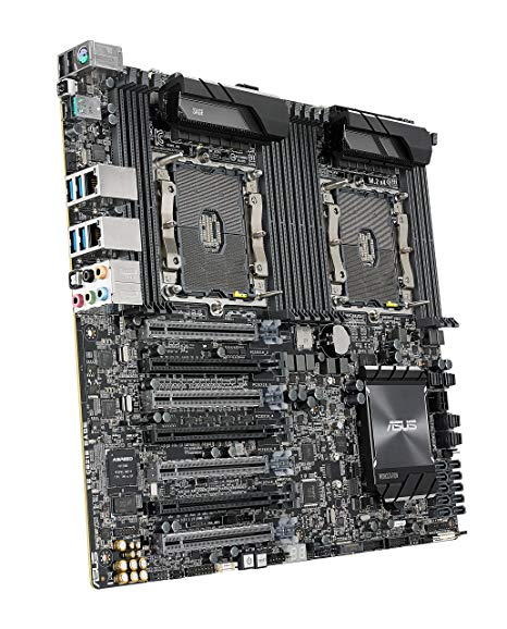 ASUS ASUS WS C621E SAGE Máy chủ Dual Board 2x Ổ cắm P / Máy chủ Intel C621 / DDR4 / S-ATA 600 / EEB