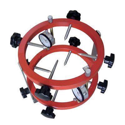 Máy kiểm tra mô-đun đàn hồi bê tông TM-2 ( hình tròn )