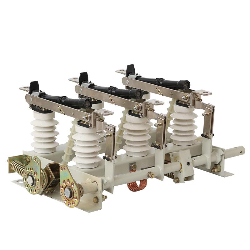 Nhà máy trực tiếp FN5-10D với nối đất chuyển đổi trục 12000 V tải switch trong nhà điện áp cao có th
