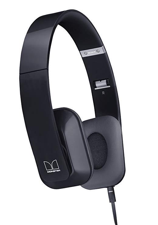 Tai nghe trên tai của Nokia (Màu đen)