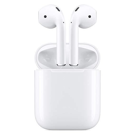 Apple AirPods Tai nghe không dây Bluetooth trong tai MMEF2CH / A White