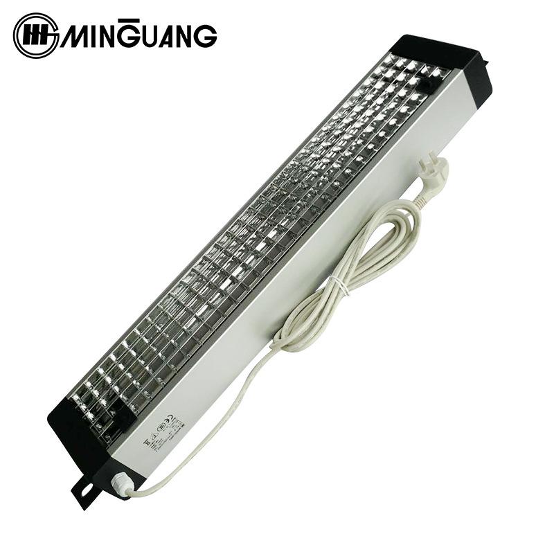 Đèn YG141-D chuyên dụng chống chói ánh sáng lưới tản nhiệt Power 2 * 4W