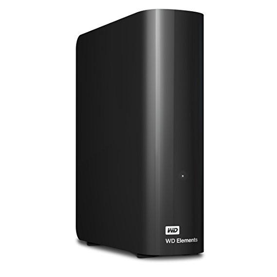 Ổ cứng máy tính để bàn Western Digital Western Digital 6TB - USB 3.0 - WDBWLG0060HBK-NESN