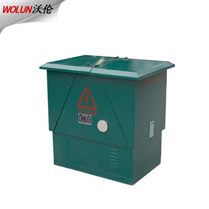 12kv 24kv 35KV hộp phân phối cáp DFW-20KV chi nhánh cáp hộp thép Không gỉ màu quân xanh