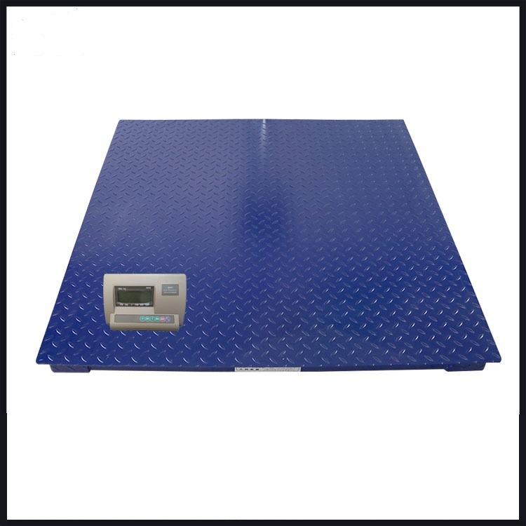 Jiamusi điện tử pound 2 tấn cân bằng đất điện tử 3T bơm quy mô