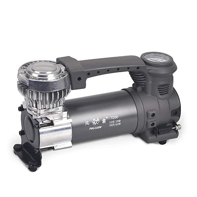 Mang bơm xách tay inflator Tích hợp anode - T200 Hiệu suất cao