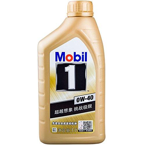 Thị trường bảo dưỡng : Dầu Động Cơ Tổng Hợp Mobil 1 (0W-40)