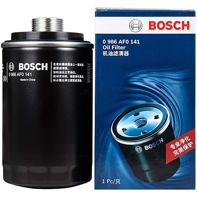 Bộ lọc dầu AF0141 cho Volkswagen Tiguan, Passat mới, Golf 6, Sagitar, Magotan