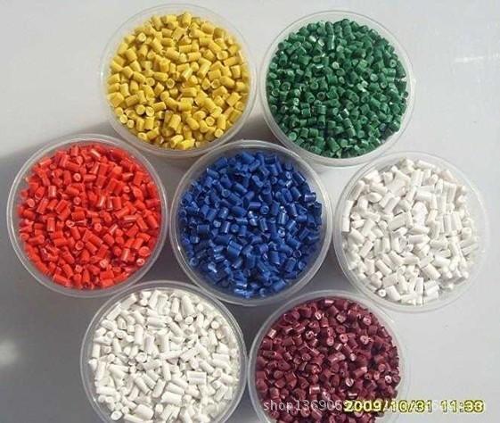 Các nhà sản xuất ningpoensis PBT hạt nhựa kỹ thuật tăng cường tái sinh hạt bán buôn. Đen.25938250