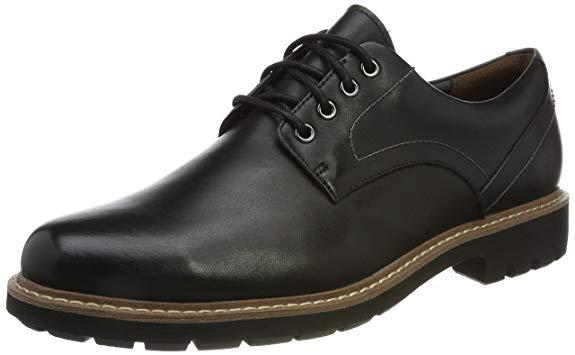 Giày da nam công sở kiểu dáng thanh lịch .