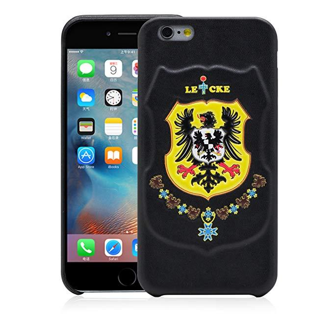 Đức Leicke Hồ iPhone6s điện thoại di động trường hợp Apple 6 điện thoại di động trở lại bìa thẻ bảo