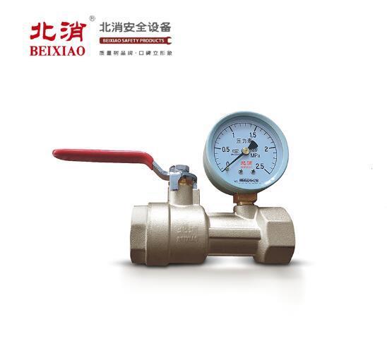 Thiết bị kiểm tra áp lực nước cuối cùng áp lực - ZSMD