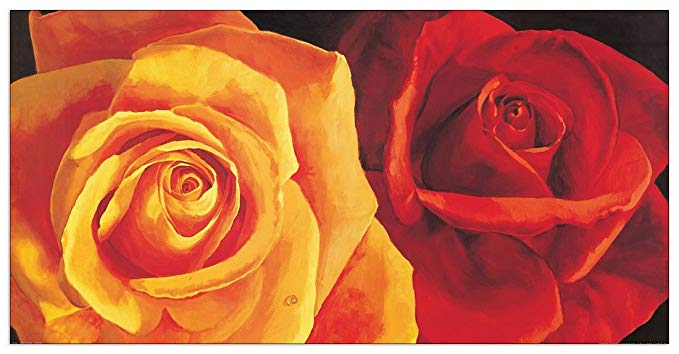 RE - Armonia e dolcezza (bảng trang trí 138x70 cm)