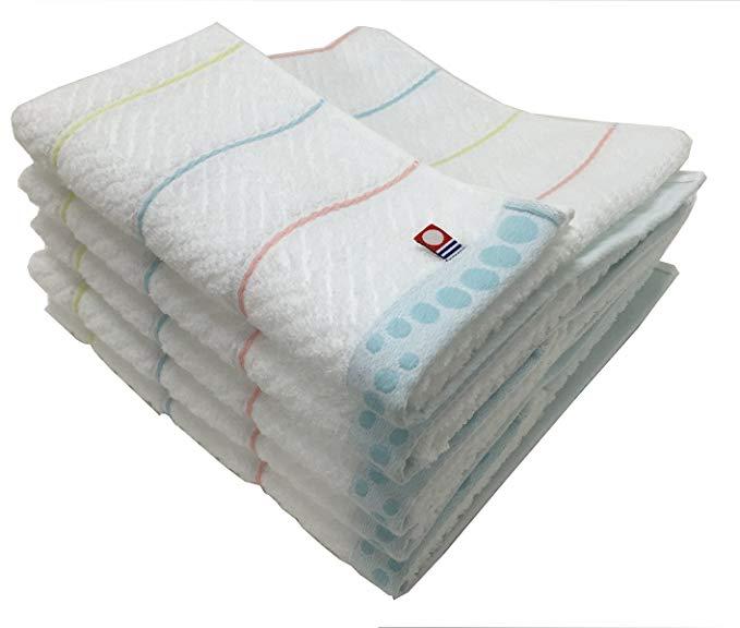 Dòng sản phẩm IM khăn Imabari khoảng 34 × 86cm