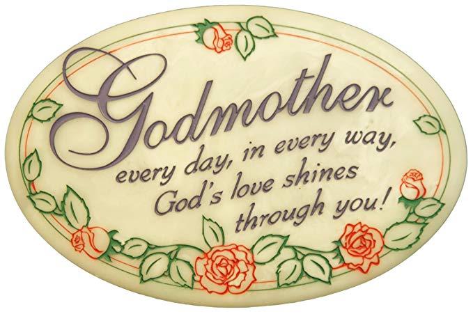 Godmother mỗi ngày, trong mọi cách, tình yêu của Thiên Chúa tỏa sáng qua bạn!