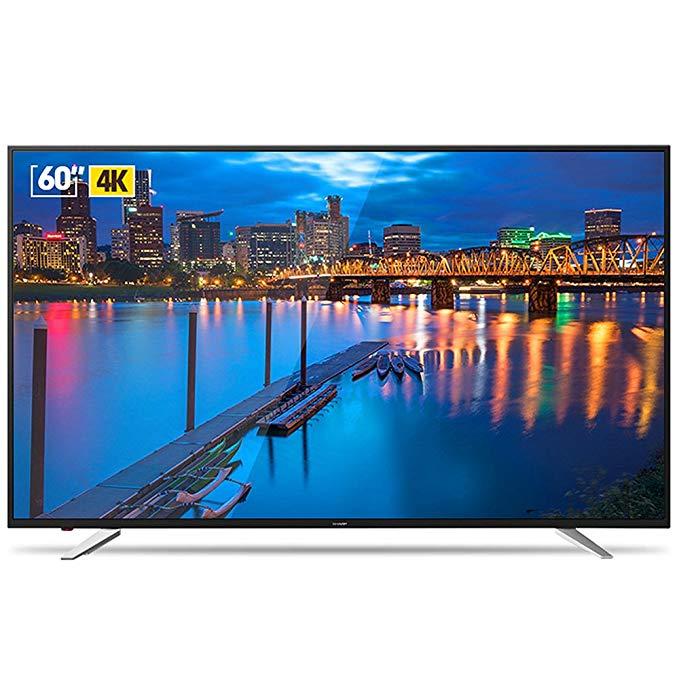SHARP Sharp LCD-60SU470A 60-inch HDR hiển thị năng động cao trí tuệ nhân tạo bằng giọng nói 4K siêu