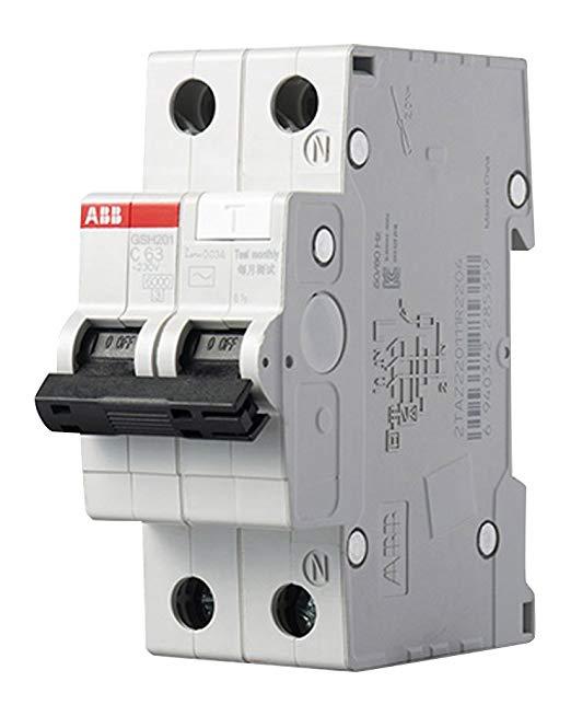 ABB Rò rỉ bảo vệ GSH201 AC-C16 / 0,03