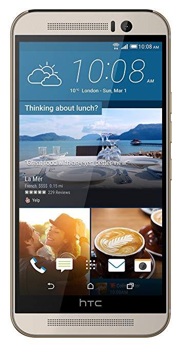 HTC One M9 32GB Nhà máy Unlocked GSM 4G LTE Điện thoại thông minh Android Octa-Core w / Camera 20,7M