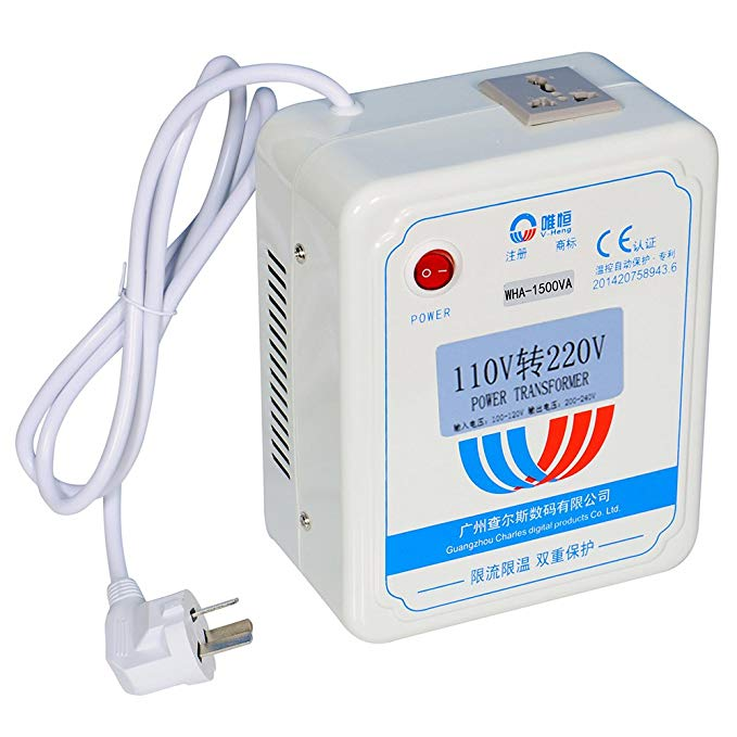 Weiheng 110v đến 220v biến áp chuyển đổi năng lượng