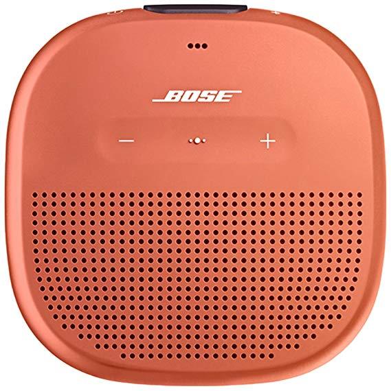 Loa Bluetooth Micro Bose SoundLink - Màu cam sáng