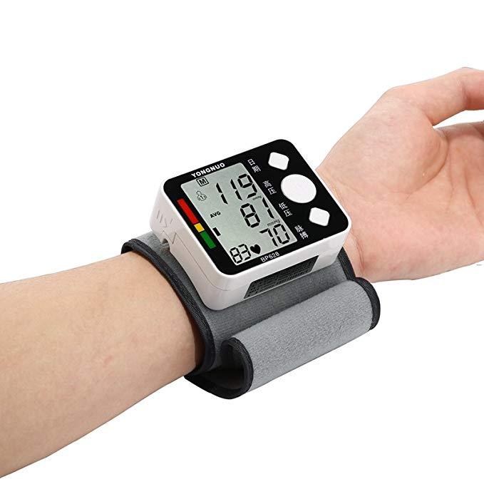 Máy Đo huyết áp điện tử Thông minh Đo Trên tay .