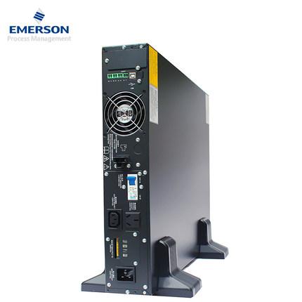 Emerson thương hiệu UPS cung cấp điện liên tục ITA 2KVA1800W rack được xây dựng trong máy chậm trễ p