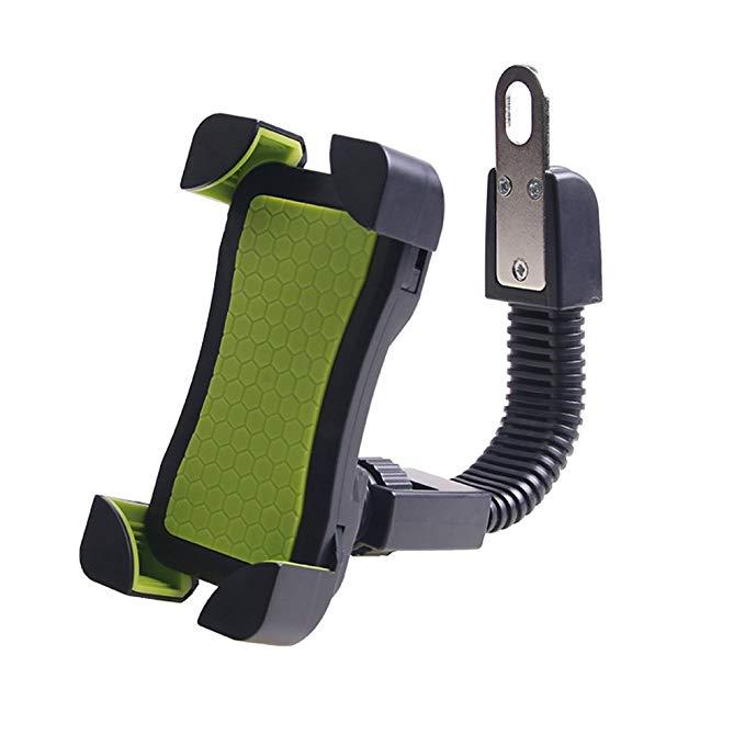 Khung giá đỡ Để Điện thoại di động cho xe máy navigation .