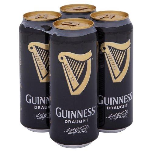 Bia Lon Guinness Stout 440ml * 24 lon FCL