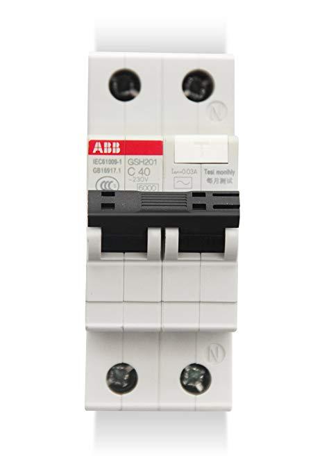 Bộ bảo vệ rò rỉ ABB GSH201-C40
