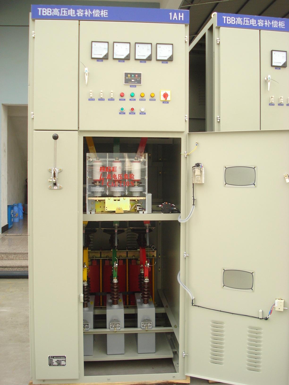 Var 10KV cao áp tự động cung cấp thiết bị bù điện dung.